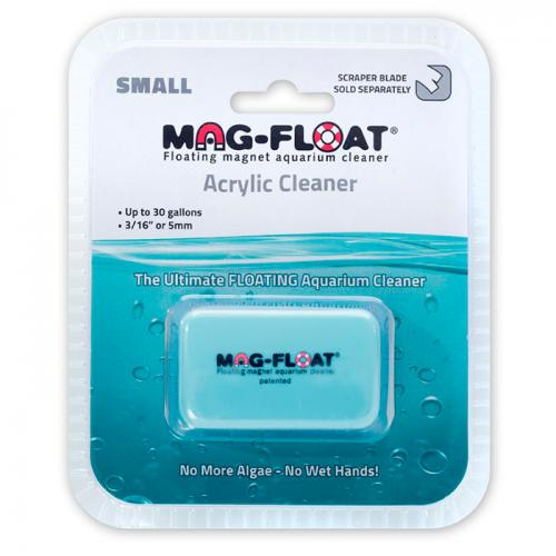Mag-Float 35 Small Size Floating Algae Magnet for Acrylic 1