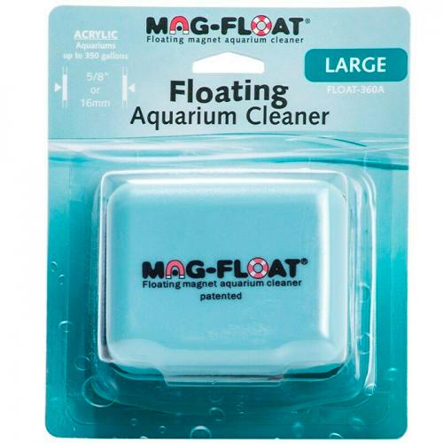 Mag-Float 360 Large Size Floating Algae Magnet for Acrylic 1