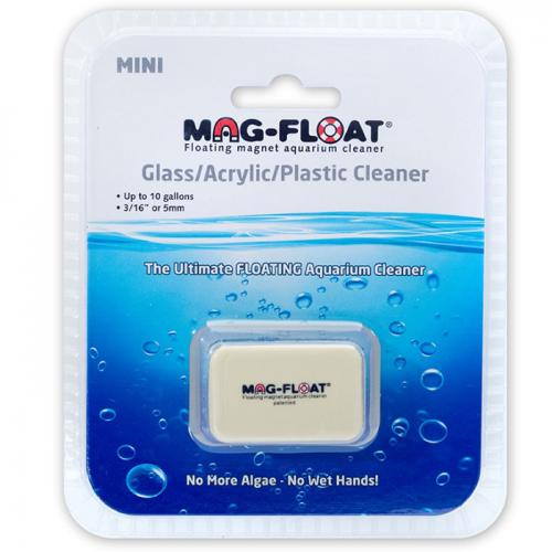 Mag-Float 25 Mini for Glass, Acrylic or Plastic aquariums 1