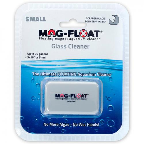 Mag-Float 30 Small Size Floating Algae Magnet for Glass 1