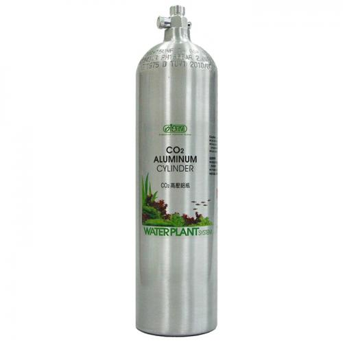 ISTA Aluminum CO2 Cylinder (Face Up) [3 Liter] 1