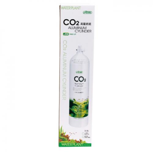 ISTA Aluminum CO2 Cylinder (Face Up) [3 Liter] 2