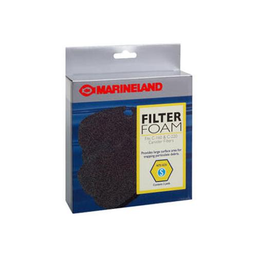 MarineLand Canister Filter Foam for C-160 and C-220 [2 pk]