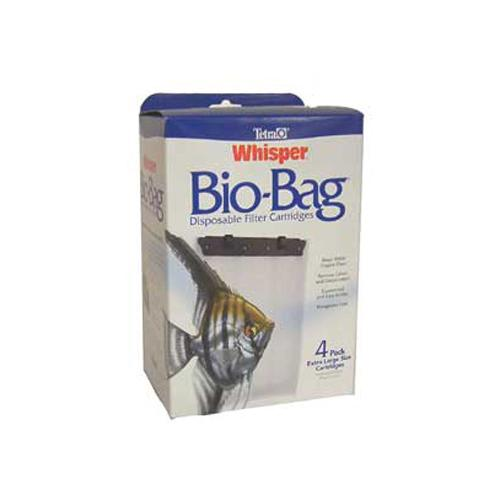 Whisper Bio-Bag Extra Large [4 pk]