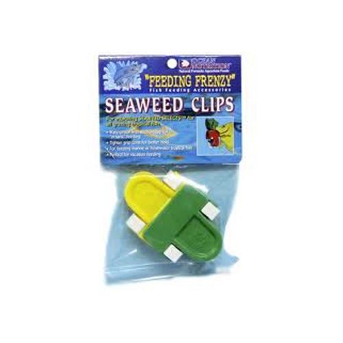 Double Seaweed Clips [2 per pkg]