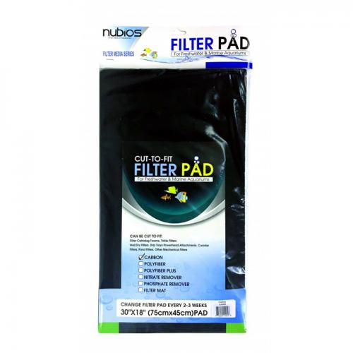 Nubios Carbon Remover Pad [30 in. X 18 in.]