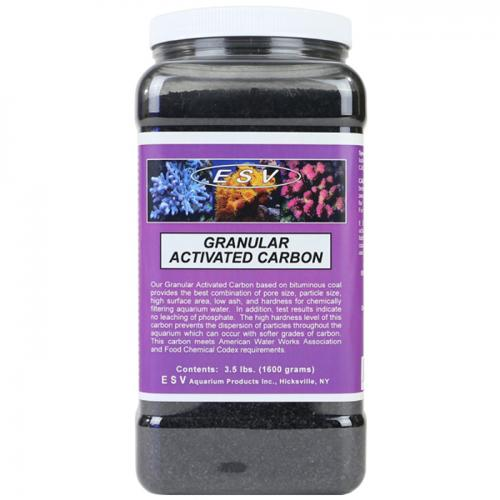 ESV Granulated Activated Carbon [3.5 lbs - 1600 g]