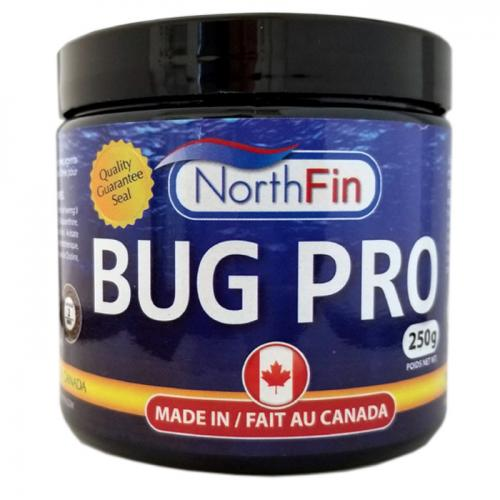 NorthFin Bug Pro Crisps - 2mm [250 g] 1