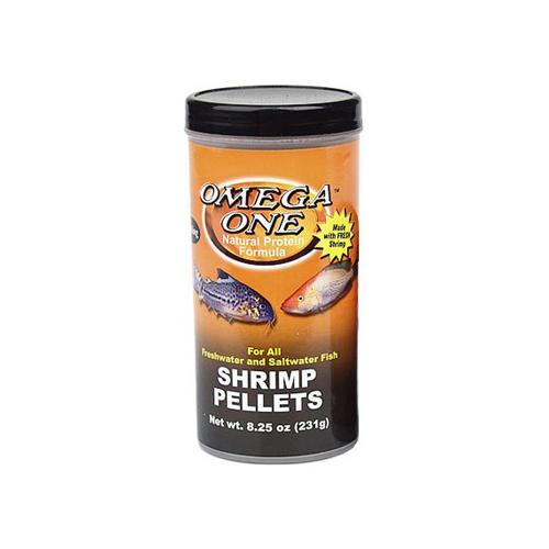 Omega One Shrimp Pellets [231g]