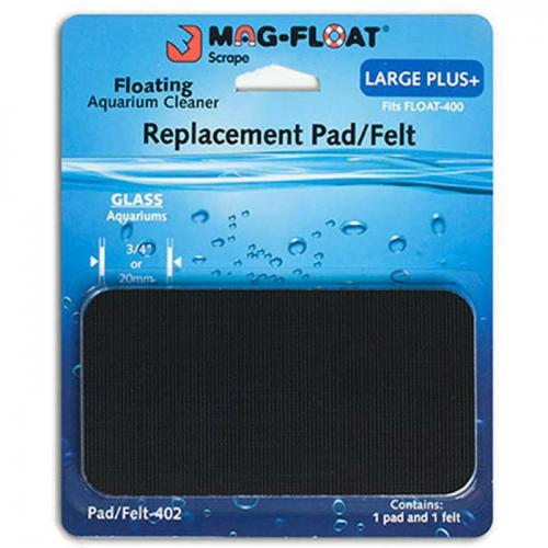 Mag-Float Replacement Cleaning Pad and Felt for Mag Float 400 1