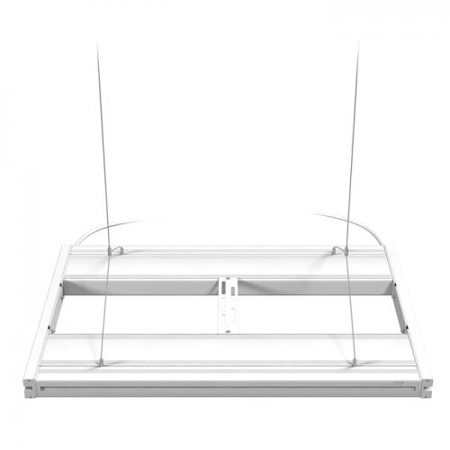 Aquatic Life 24 in. T5HO Hybrid 4 Lamp Fixture - White 1
