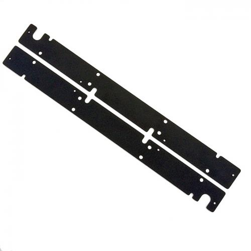 Aquatic Life 16 in. Hybrid End Plate Set [Black]