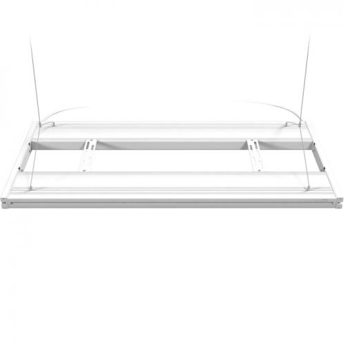 Aquatic Life 36 in. T5HO Hybrid 4 Lamp Fixture - White 1