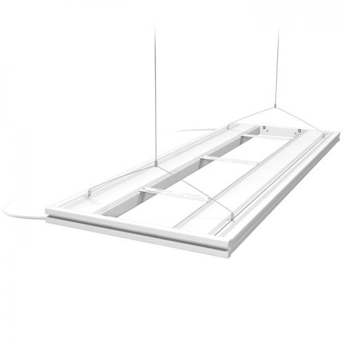 Aquatic Life 48 in. T5HO Hybrid 4 Lamp Fixture - White 1