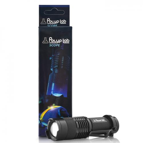 Polyp Lab Scope Blue LED Flash Light 1
