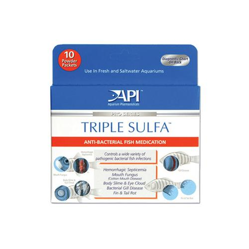 Triple Sulfa Powder Packets [10pk]