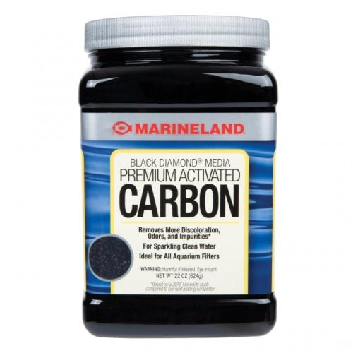Marineland Black Diamond Activated Carbon [624 g] 1