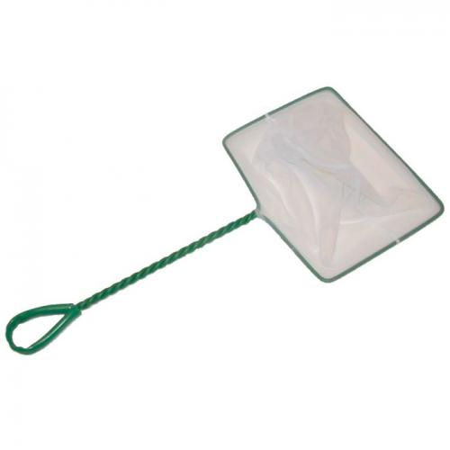 AquaFit 8 in. White Net w/Green Handle