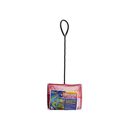 Infra-Red Quick Net [8 in.] Long Handle
