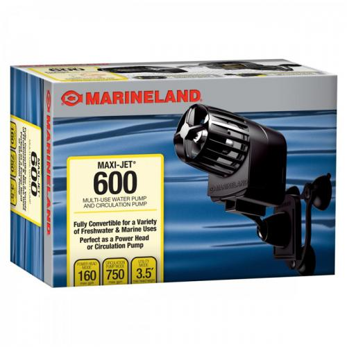 Marineland Maxi-Jet Pro 600 Multi-Use Water Pump and Power Head [160-750 gph] 1