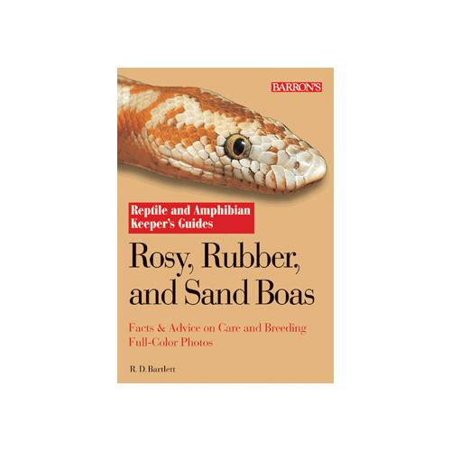 Boas: Rosy, Rubber and Sand