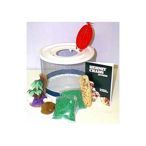 Hermit Crab Cage [large] W/Accessories