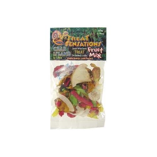 Hermit Crab Treats Fruit Mix [50 g]