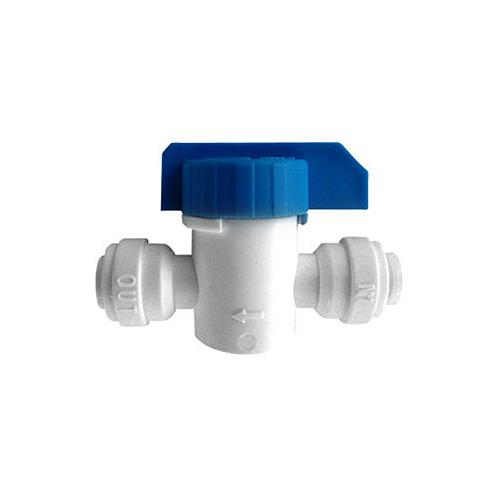 Quick Connect Ball Valve [1/4 x 1/4 in.]