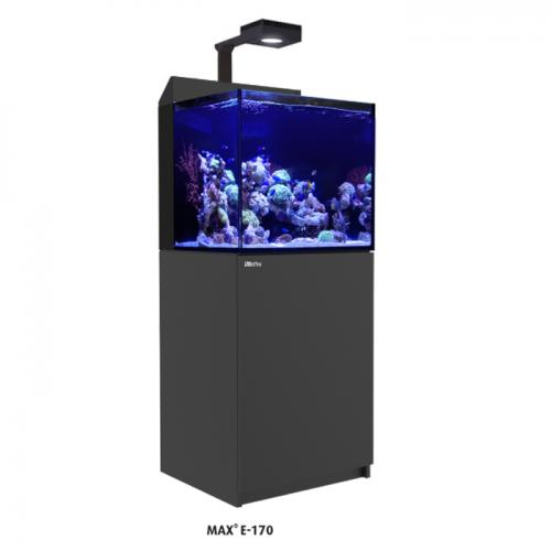 Red Sea Max E-170 ReefLED Reef System [37 gal - Black]