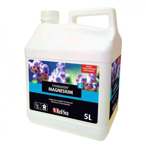 Red Sea Reef Foundation C Magnesium Supplement [5 Liters]