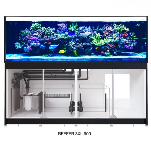 Red Sea Reefer 3XL 900 Complete System [240 gal - Black] 2