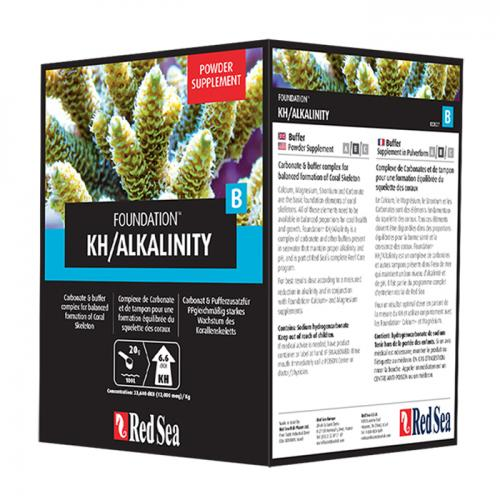 Red Sea Reef Foundation B KH/ALKALINITY Supplement [1 kG] 1