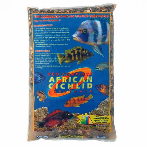 CaribSea Eco-Complete African Cichlid Gravel [40 lbs] 1