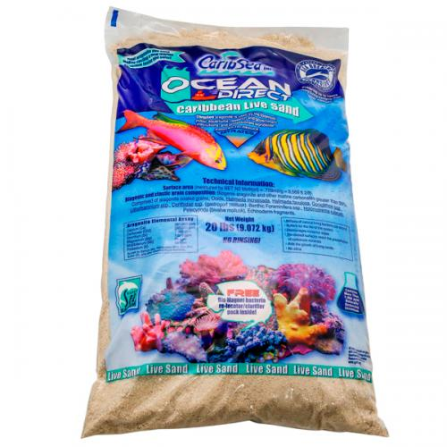 SeaFlor Special Grade Reef Sand [15 lbs] 1