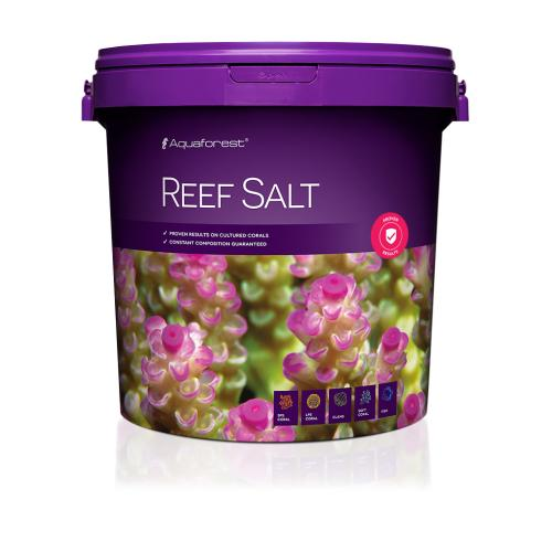 Aquaforest Reef Salt Bucket [22 kG] 1