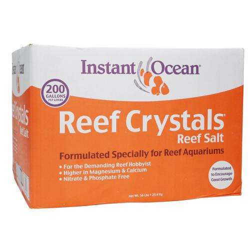 Reef Crystals Reef Salt - Box [200 gal mix] 1
