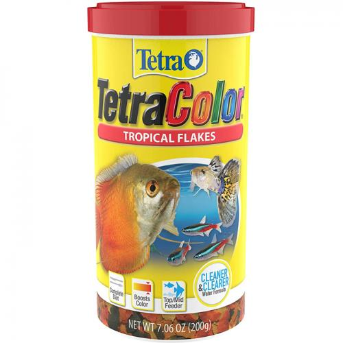 TetraColor Tropical Flakes [200 g] 1