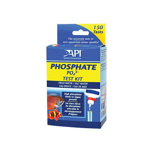API Phosphate Test Kit [150 tests for Fresh or Saltwater Use]