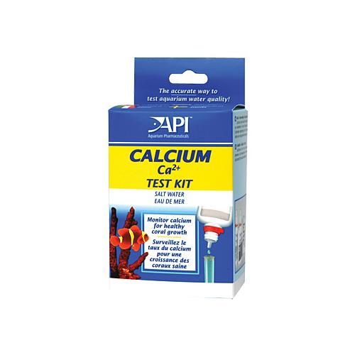 API Calcium Test Kit [For Saltwater Use]