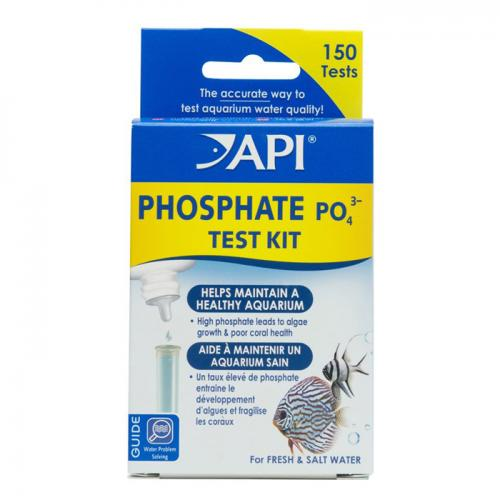 API Phosphate Test Kit [150 tests for Fresh or Saltwater Use] 1