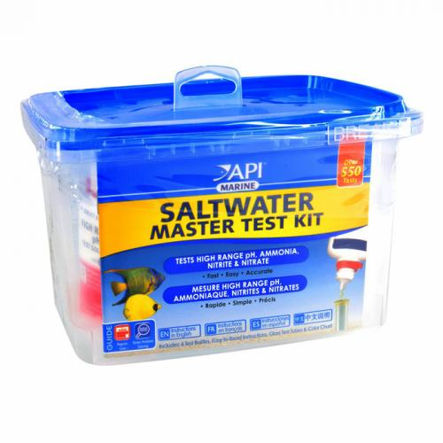 API Saltwater Master Test Kit 1
