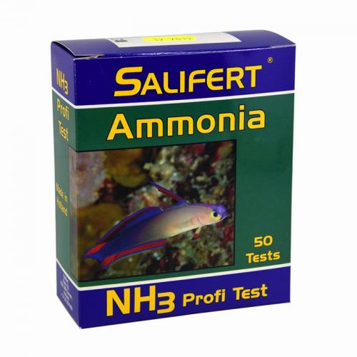 Salifert Ammonia (NH4) Test Kit [50 tests]