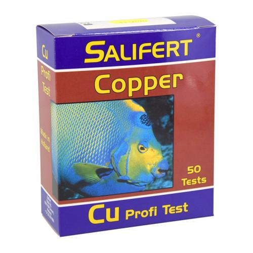 Salifert Copper Test Kit [50 tests]