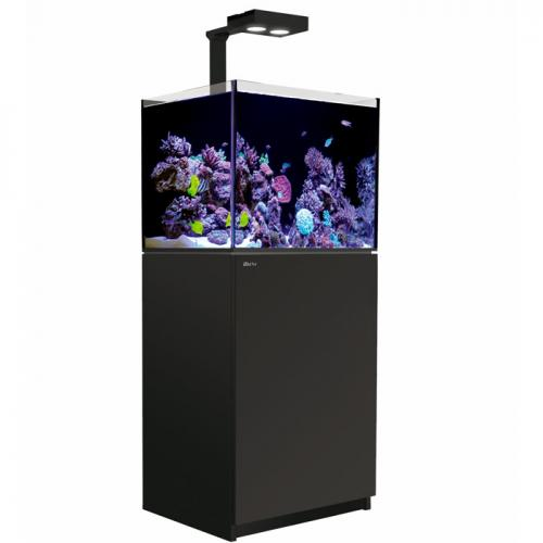 Red Sea REEFER 170 DELUXE System with Hydra HD 26 LED - [34 gal - Black]