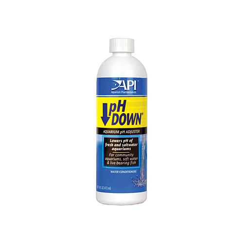 pH DOWN [480 mL]