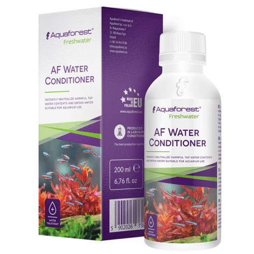 Aquaforest Freshwater Water Conditioner [200 mL]