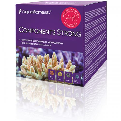 AquaForest Component Strong [4 X 75 mL]