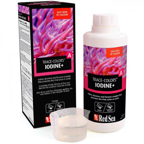 Red Sea Trace Colors A - Iodine+ [500 mL] 1