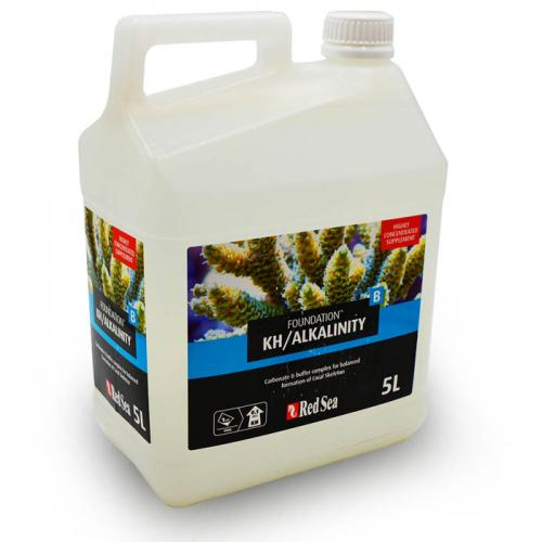 Red Sea Reef Foundation B KH/ALKALINITY Supplement [5 Liter]