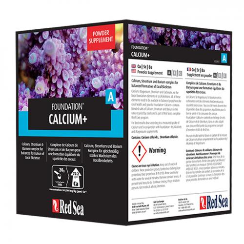 Red Sea Reef Foundation A Calcium+ [1 kG] 1